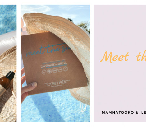 MeetTheSun TogetHair LeCosmetique Mamnatooko