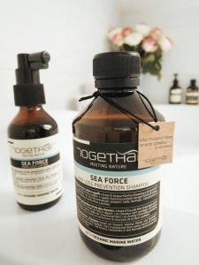 LeCosmetique - Togethair - Sea Force - przeciw wypadaniu włosów - mamnatooko