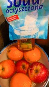 mamnatooko - zestaw do czyszczenia owoców